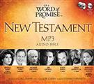 Word of Promise - New Testament Audio Bible (MP3 Discs)