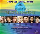 Word of Promise Next Generation New Testament (MP3 Discs)